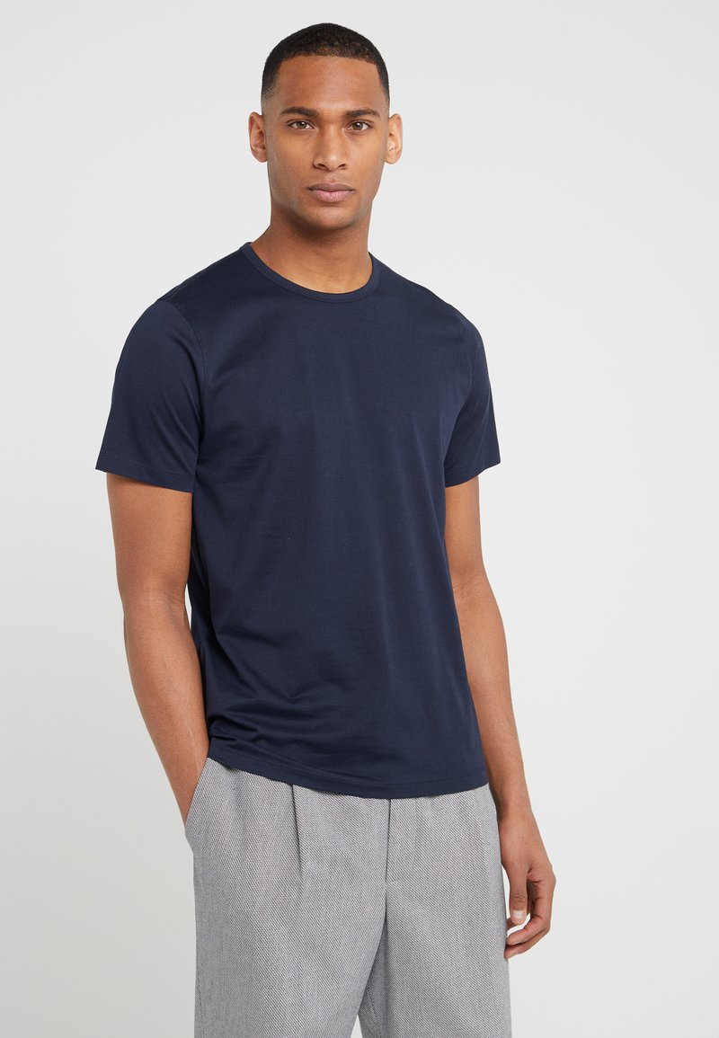 Theory - PRECISE TEE  - T-Shirt basic - eclipse