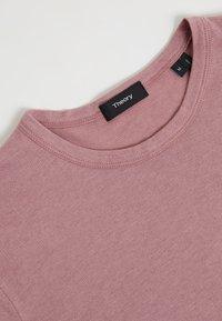 Theory - ESSENTIAL  TEE AIR - T-shirt basic - amarylis - 4