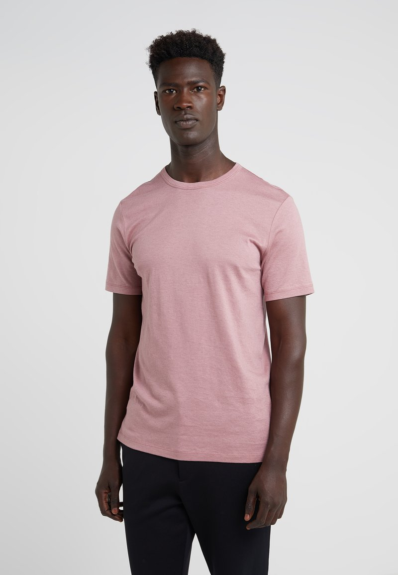 Theory - ESSENTIAL  TEE AIR - Camiseta básica - amarylis