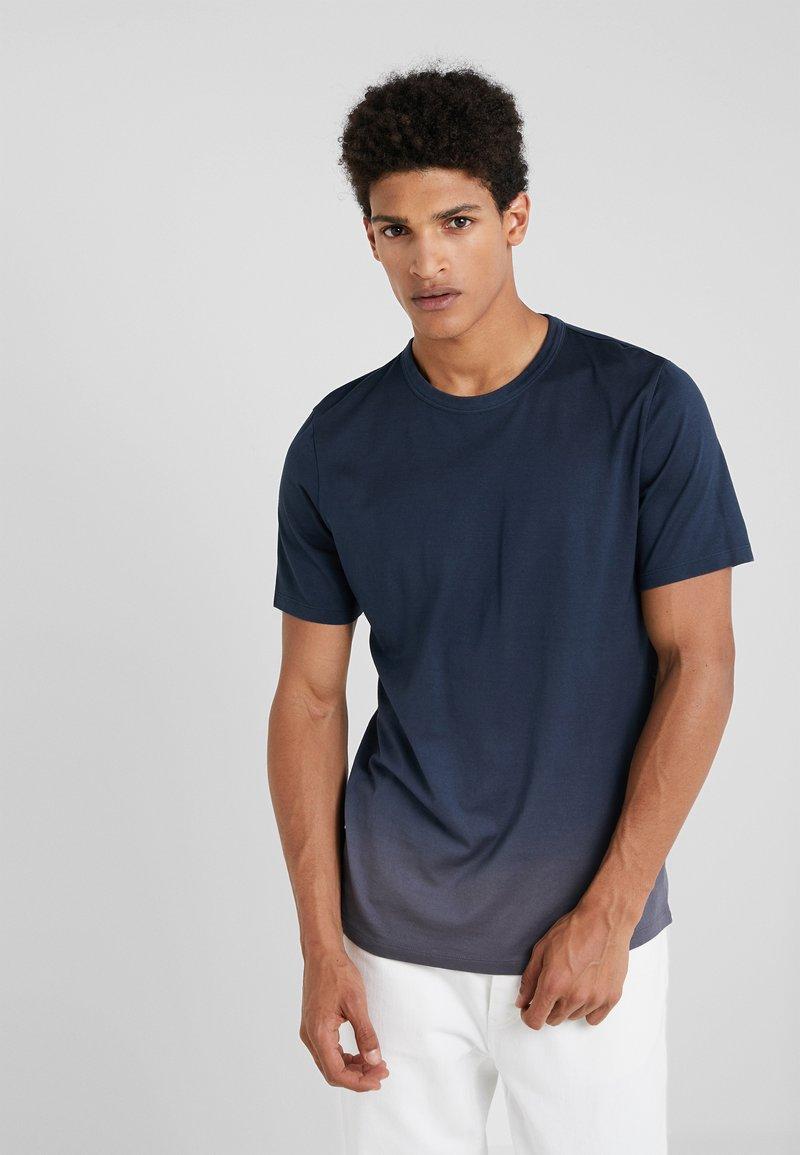 Theory - ESSENTIAL TEE CHROMA - T-Shirt print - eclipse/reef