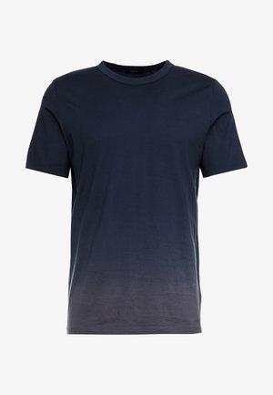ESSENTIAL TEE CHROMA - T-shirt imprimé - eclipse/reef