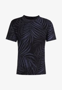 Theory - CLEAN TEE SAYGOJERS - T-Shirt print - eclipse - 3
