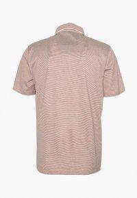 Theory - TRIO TRIO EOE - Polo shirt - ivory/amber balsam - 6