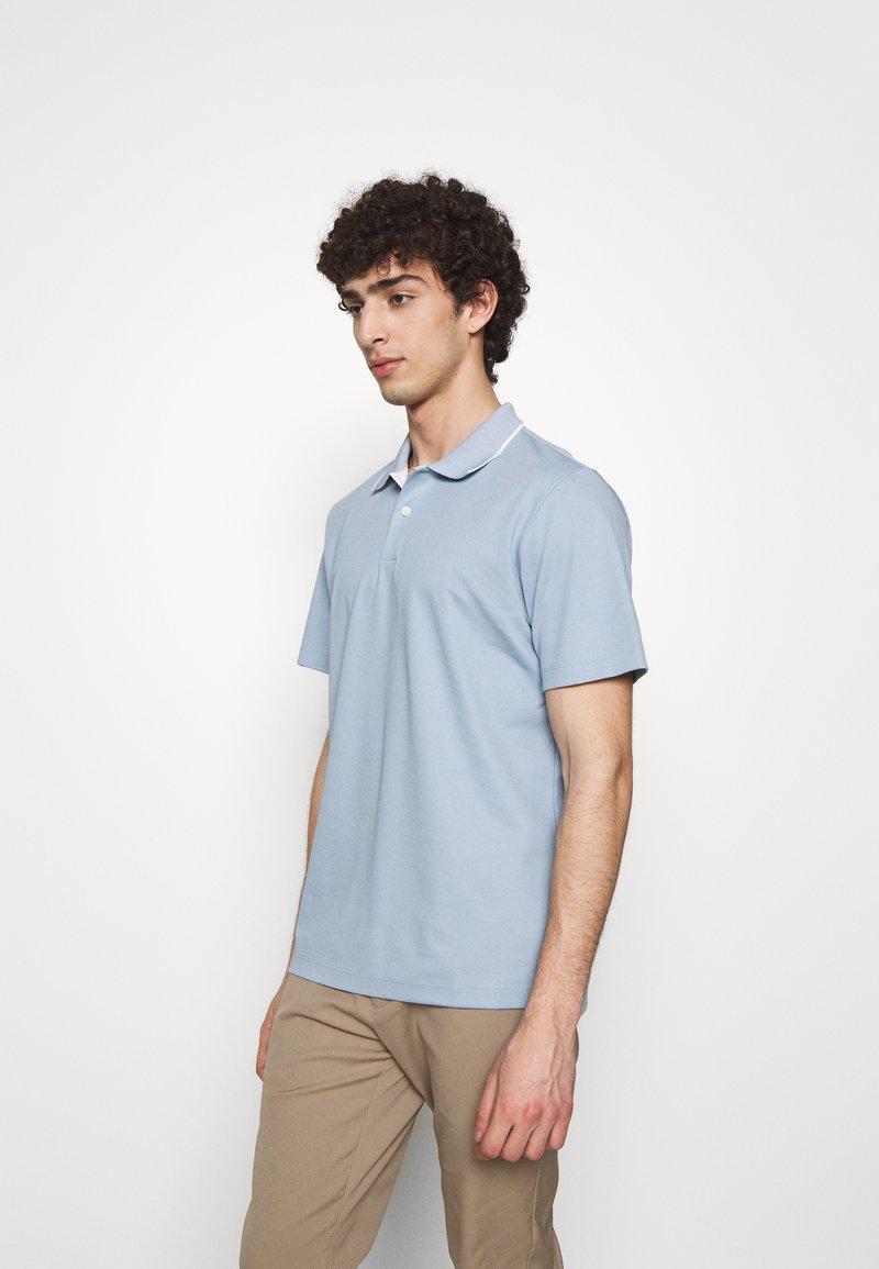 Theory - Poloshirt - light blue