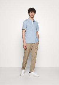 Theory - Poloshirt - light blue - 1