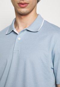 Theory - Poloshirt - light blue - 5