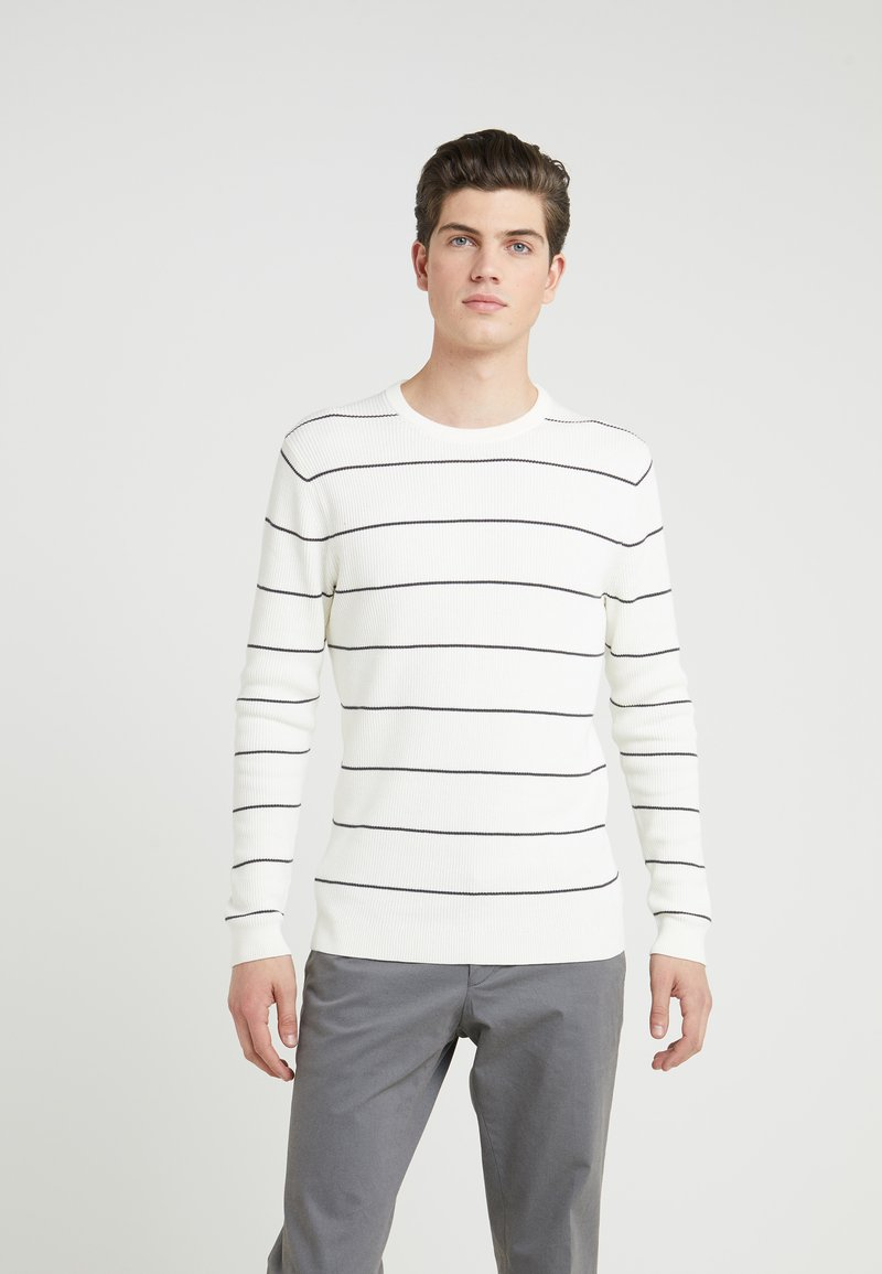 Theory - RONNEL BREACH - Jumper - offwhite /multi