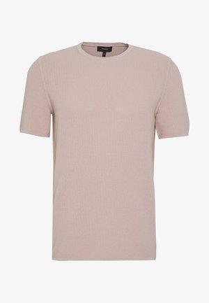 TOLEDO  - Jednoduché triko - pink mist