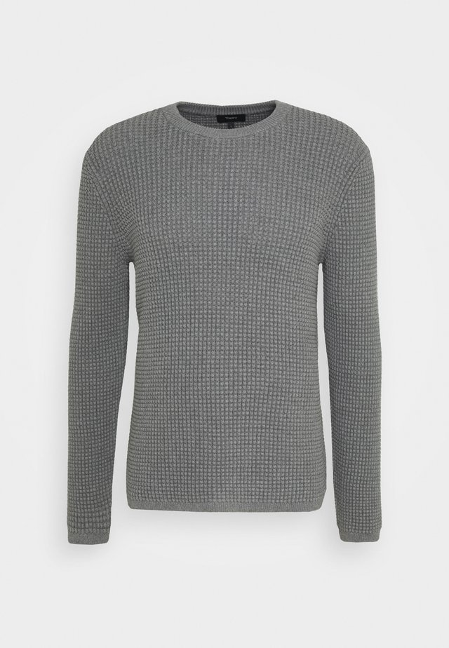 PHANOS CREW - Jumper - grey heather