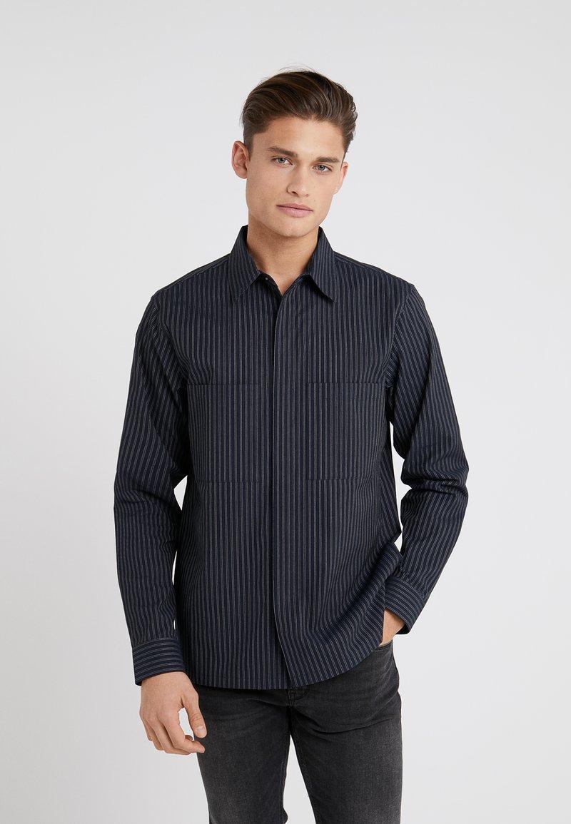 Theory - KIAN KAMINO - Summer jacket - ecllipse stripe