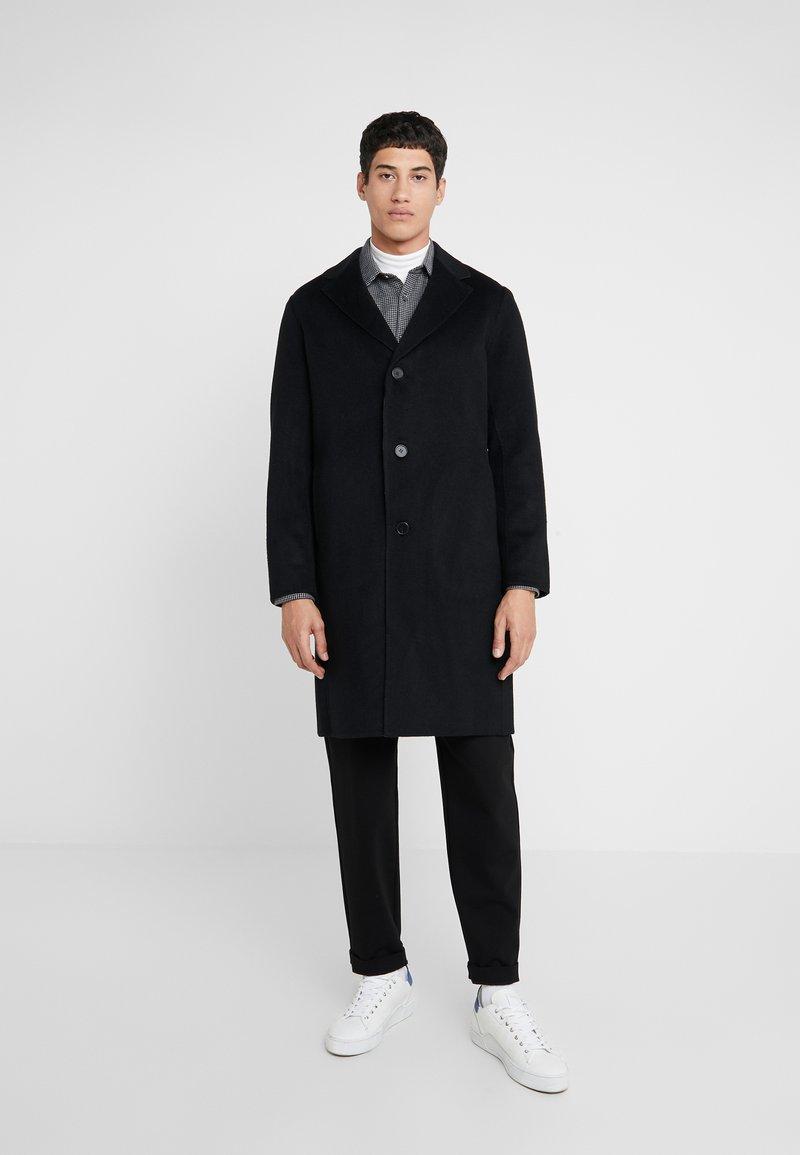 Theory - SUFFOLK - Zimní kabát - black