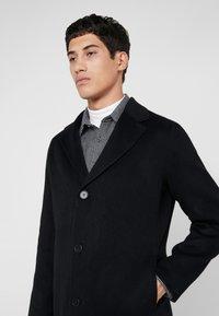 Theory - SUFFOLK - Zimní kabát - black - 5