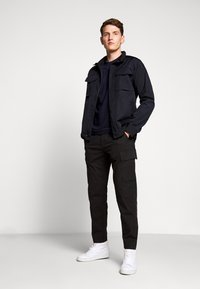 Theory - YOST - Summer jacket - ink - 1