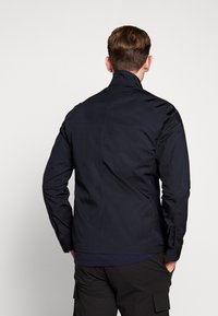 Theory - YOST - Summer jacket - ink - 2