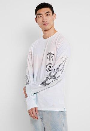 QUATRO - Long sleeved top - aqua