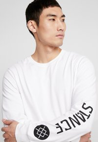 Stance - BASIS  - Long sleeved top - white - 4