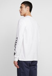 Stance - BASIS  - Long sleeved top - white - 2