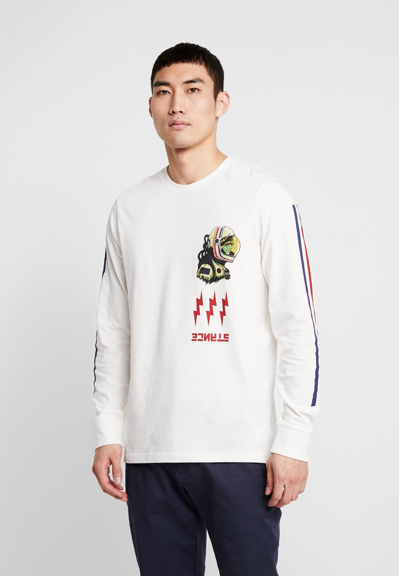 Stance - MISSION - Langarmshirt - offwhite