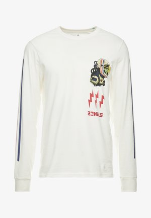 MISSION - Longsleeve - offwhite