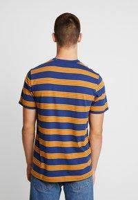 Stance - BINDER - Print T-shirt - navy - 2