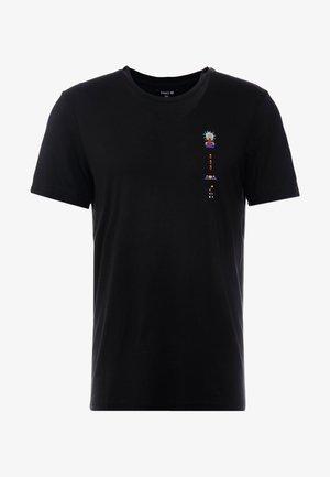 CAVOLO SYMBOL - Camiseta estampada - black