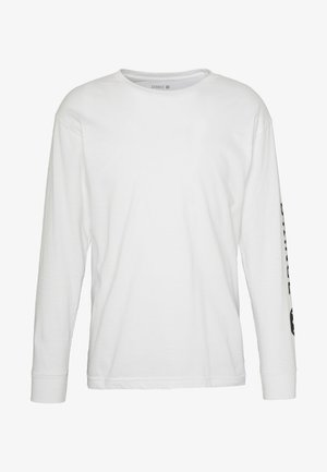 SOURCE - Long sleeved top - white