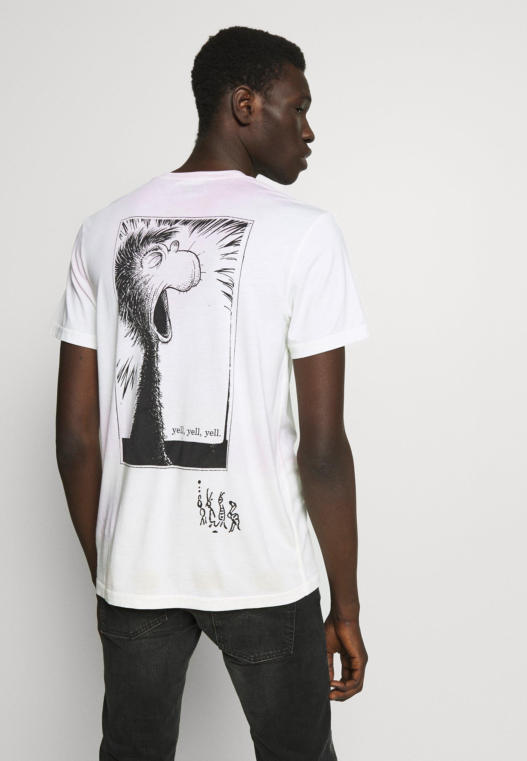 Stance THE ZEDS - T-shirt z nadrukiem - multi