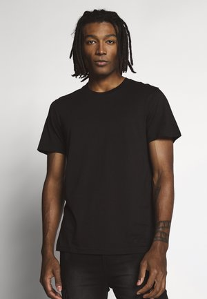 STANDARD - Basic T-shirt - black