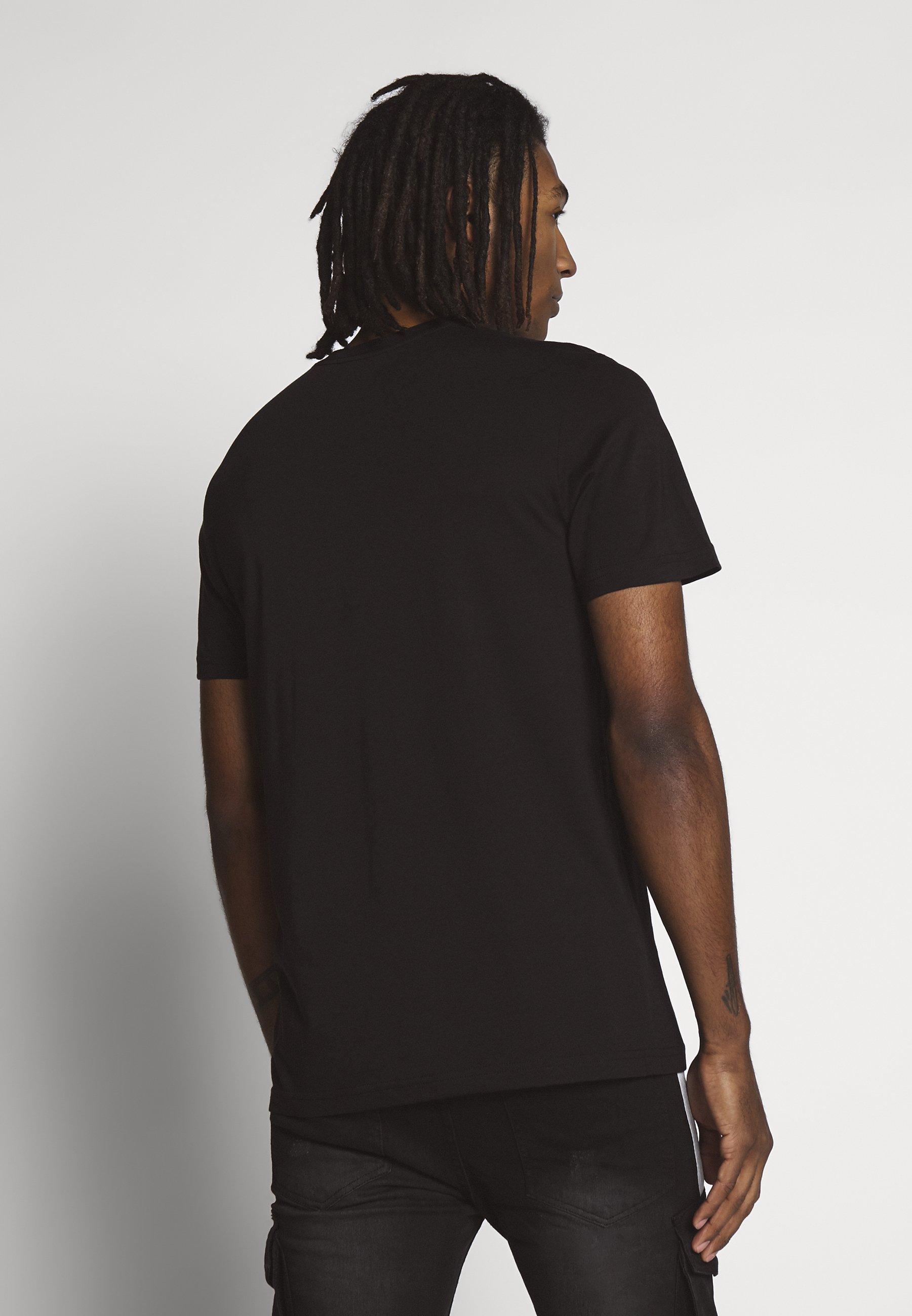 Stance STANDARD - T-shirt basic - black
