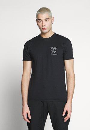 CLAW - Print T-shirt - black