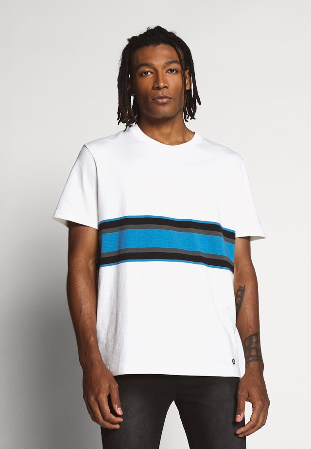 JOAN TEE - T-shirt print - white