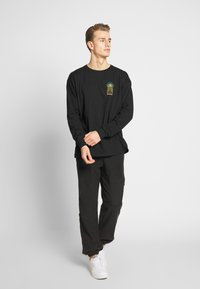 Stance - PACT  - Long sleeved top - black - 1