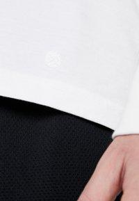 Stance - SLAM SPILL LONG SLEEVE - Långärmad tröja - white - 3