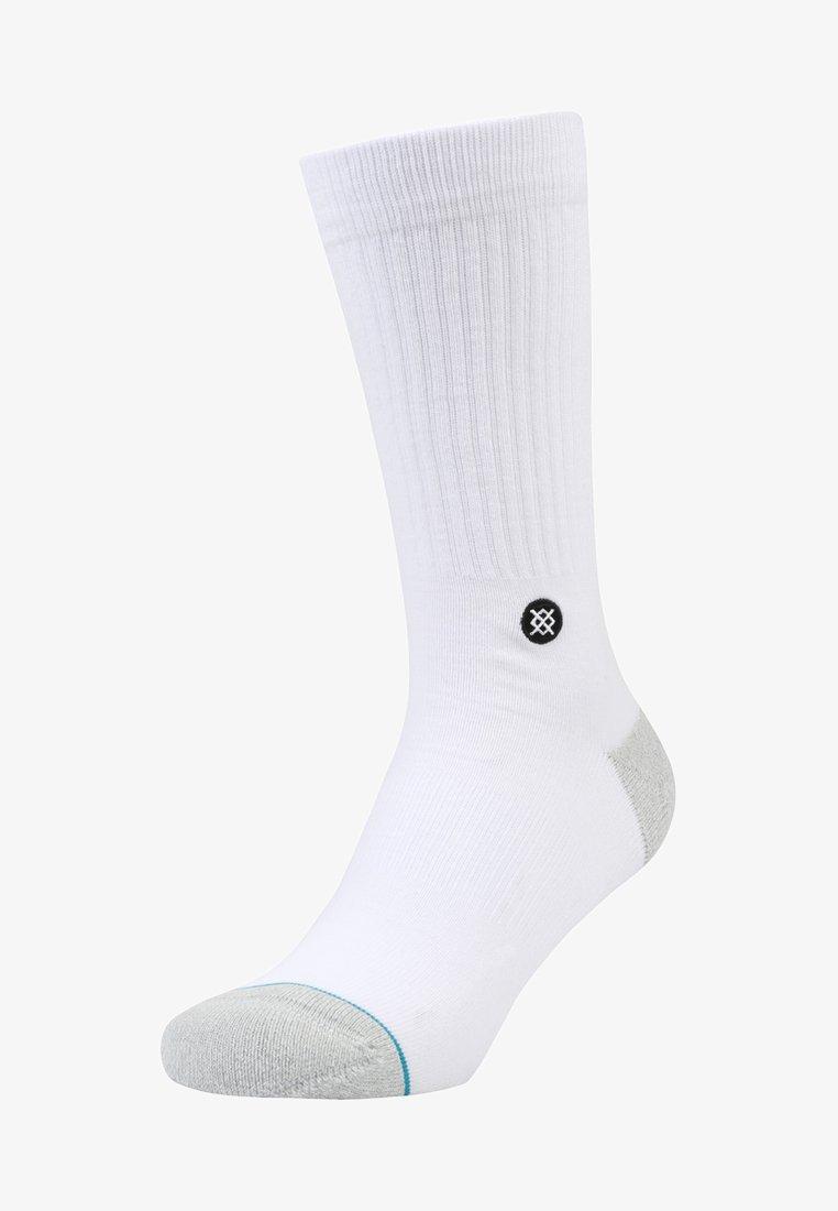 Stance - NBA LOGOMAN CREW II - Sportsokken - white