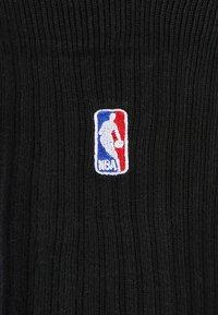 Stance - NBA LOGOMAN CREW II - Skarpety sportowe - black - 1