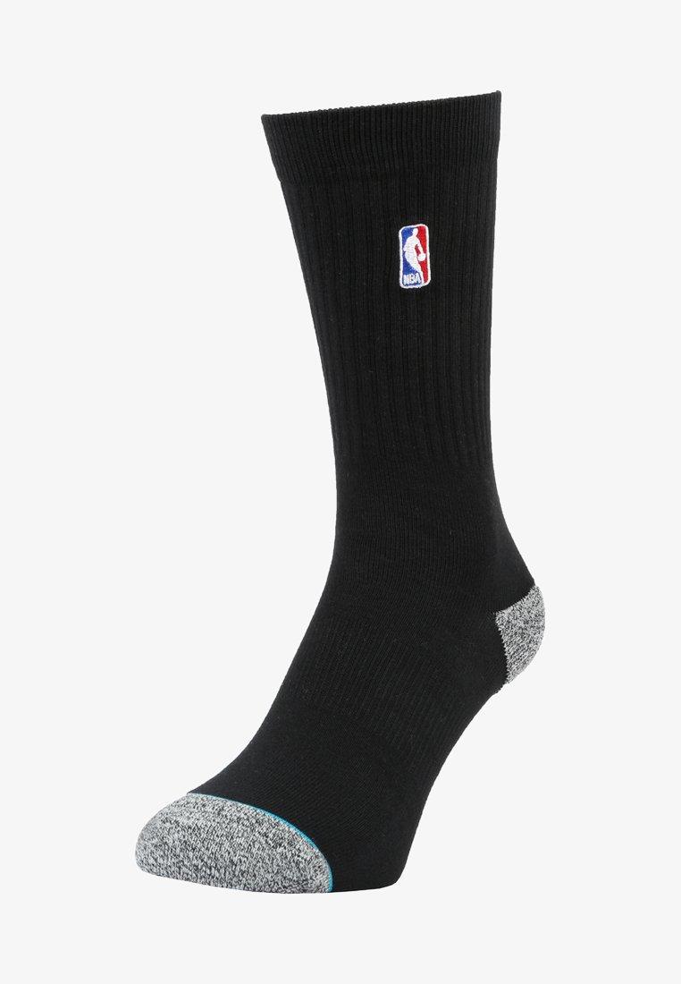 Stance - NBA LOGOMAN CREW II - Skarpety sportowe - black