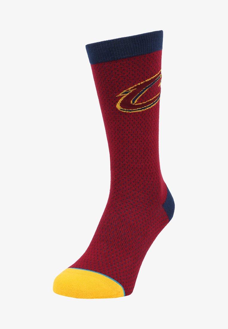 Stance - CAVS 2 - Sports socks - burgundy