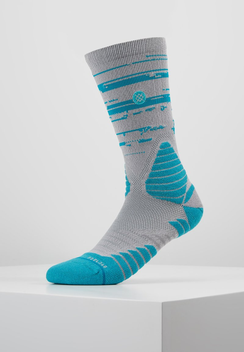 Stance - DIGITAL NOISE - Sports socks - teal