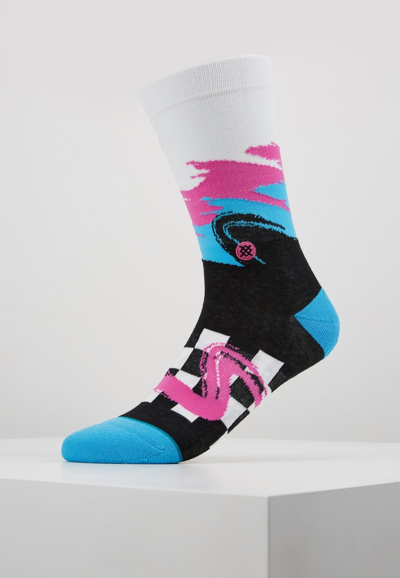 Stance - HEAT WAVE RACER - Sports socks - black