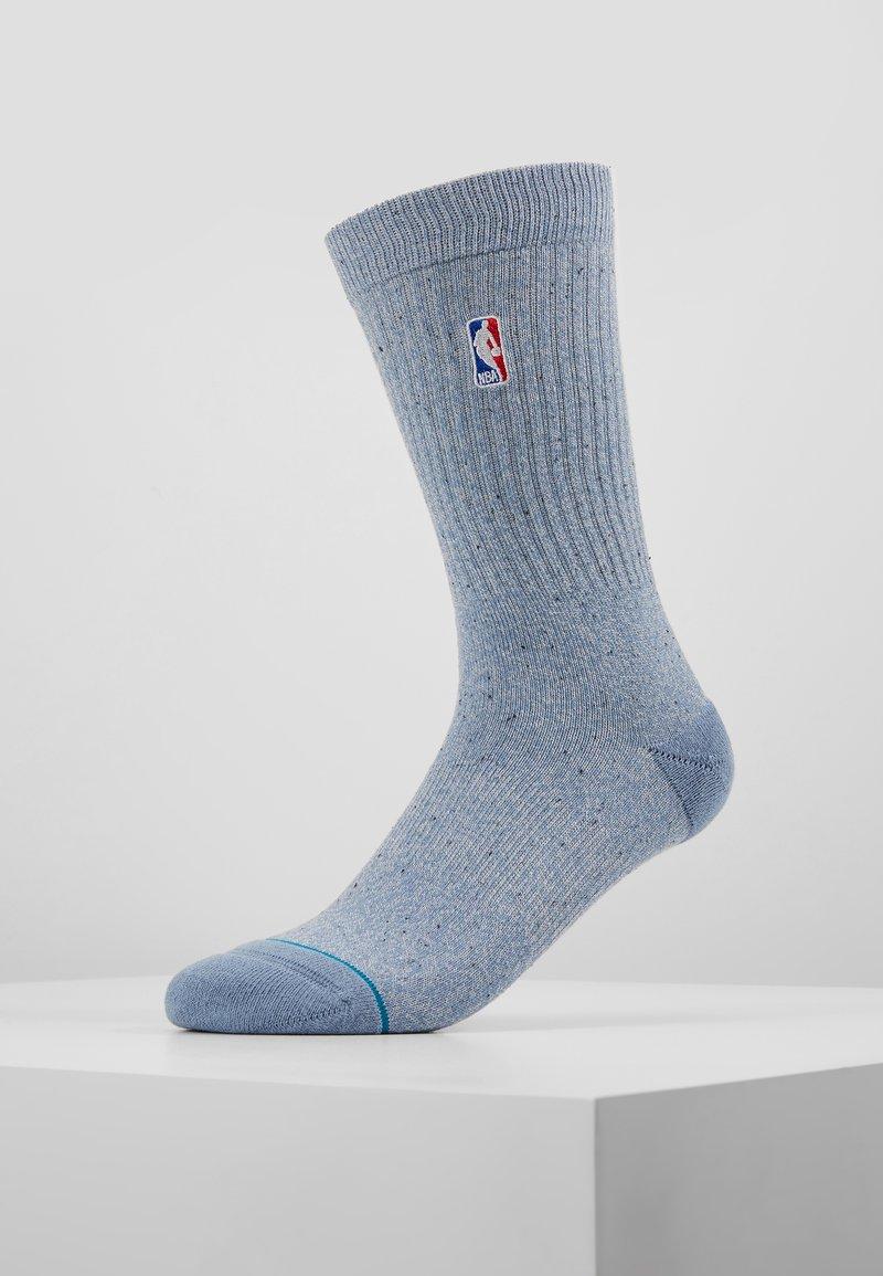 Stance - NBA LOGOMAN - Calcetines de deporte - bluesteel