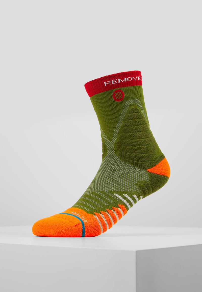 Stance - REMOVE BEFORE FLIGHT - Sports socks - green