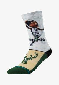 Stance - GIANNIS BIG HEAD - Sportovní ponožky - multicolor - 1