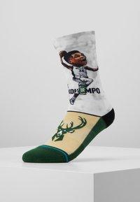 Stance - GIANNIS BIG HEAD - Sportovní ponožky - multicolor - 0