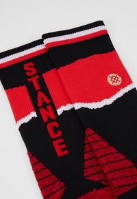 Stance - SCRAPPS - Sports socks - red - 3