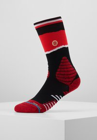 Stance - SCRAPPS - Sports socks - red - 1