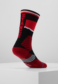 Stance - SCRAPPS - Sports socks - red - 0