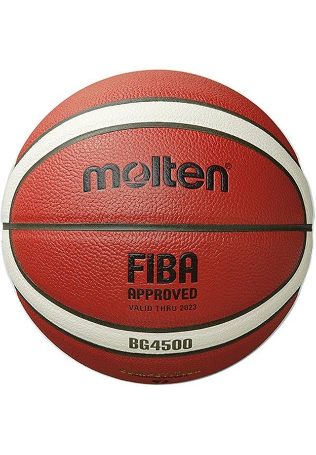 B6G4500-DBB BASKETBALL - Basketball - orange / ivory