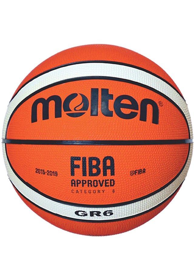 BGR6-OL BASKETBALL - Basketball - orange / creme