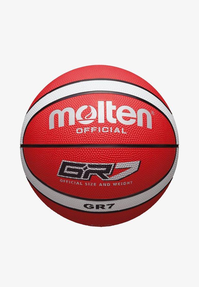 Basketball - rot weiß