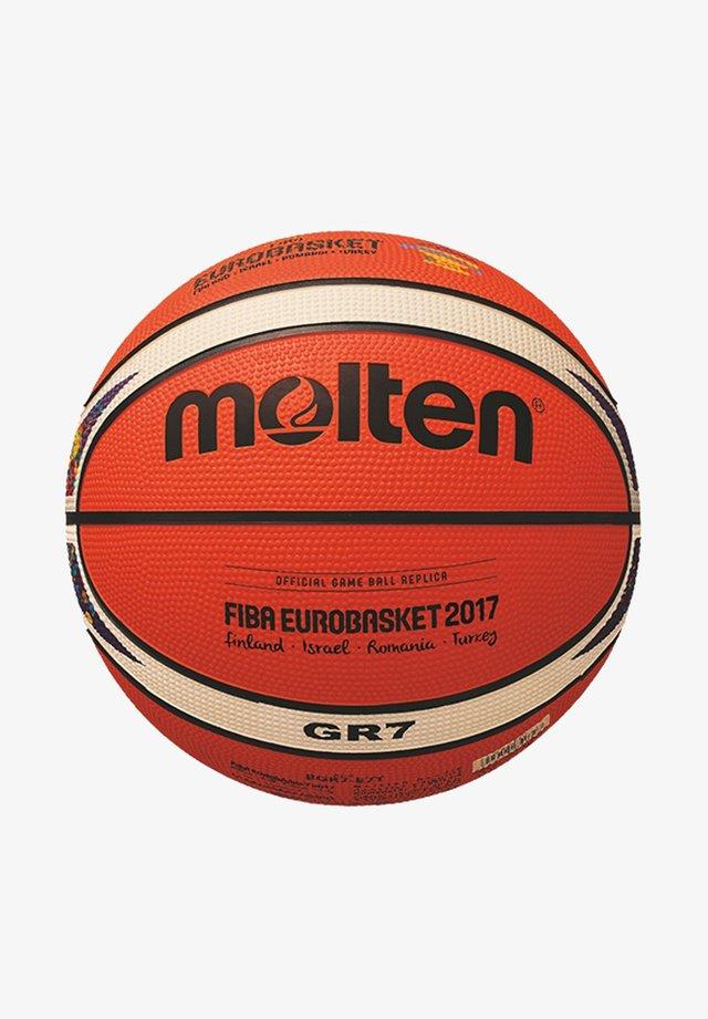 Basketball - orange creme